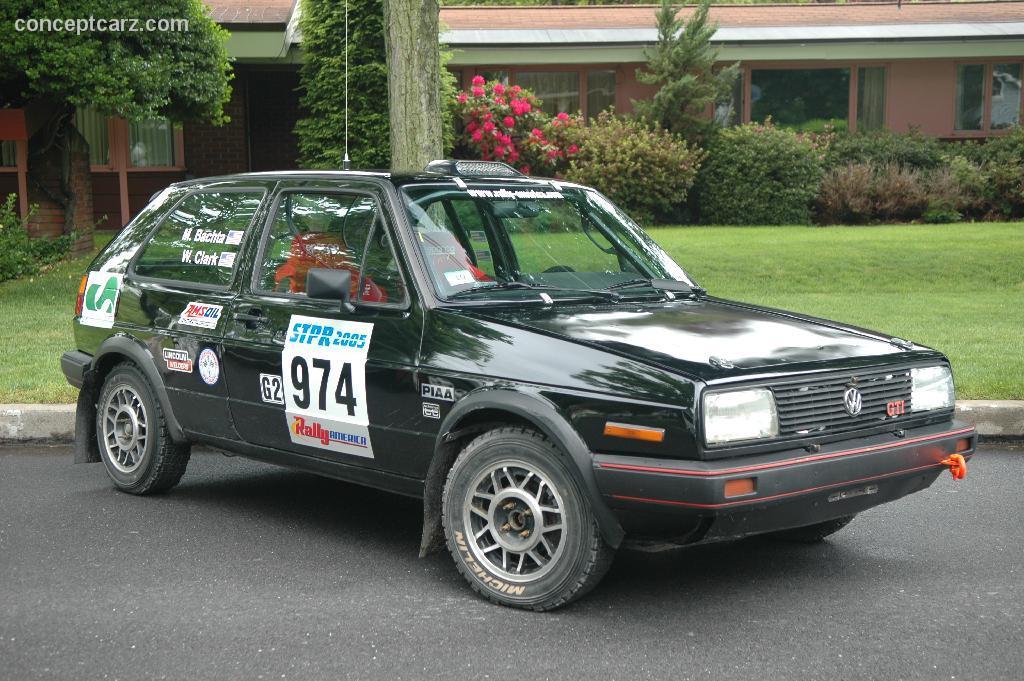 1986 Volkswagen Golf Image Https Www Conceptcarz Com
