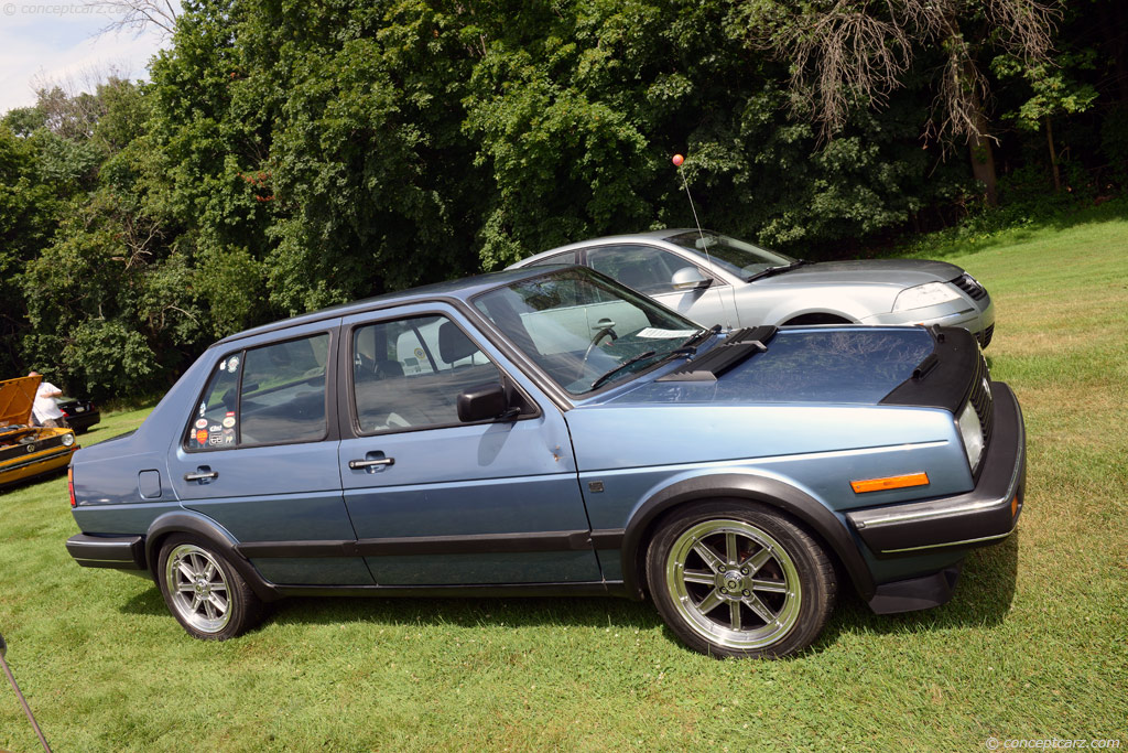 1988 Volkswagen Jetta History, Pictures, Value, Auction Sales, Research and News