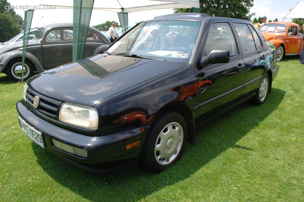 1994 Volkswagen Jetta Pictures History Value Research