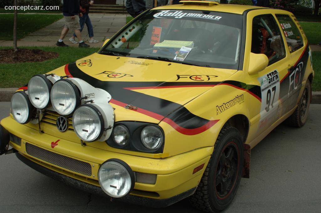1995 Volkswagen Golf Image Https Www Conceptcarz Com