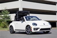 Volkswagen Beetle Convertible Monthly Vehicle Sales