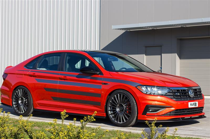2018 Volkswagen H&R Special Springs Jetta R-Line
