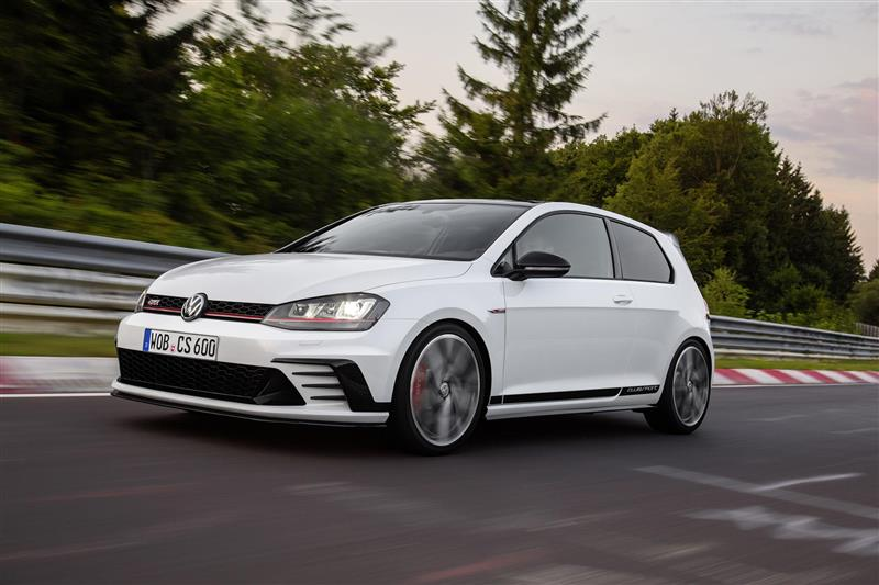 2016 Volkswagen Golf Gti Clubsport Edition 40 News And Information