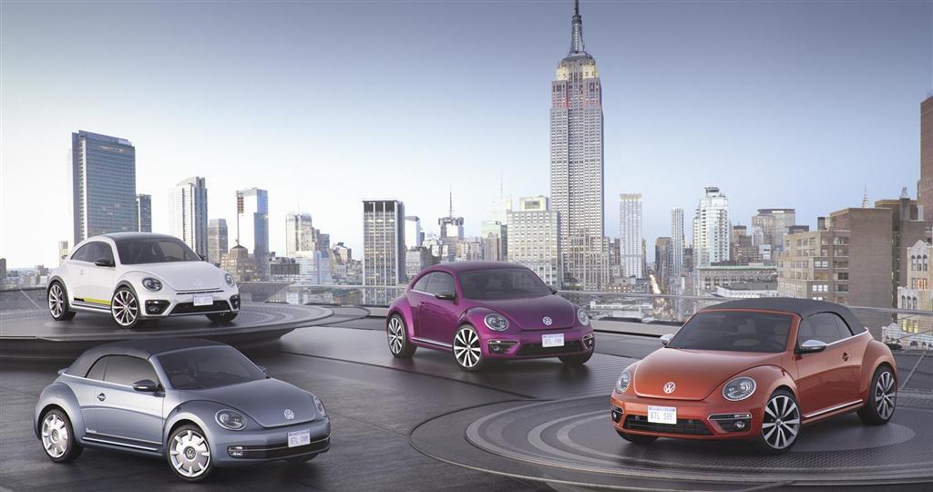 2015 Volkswagen Beetle Convertible Wave