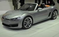 2009 Volkswagen Bluesport Concept image.