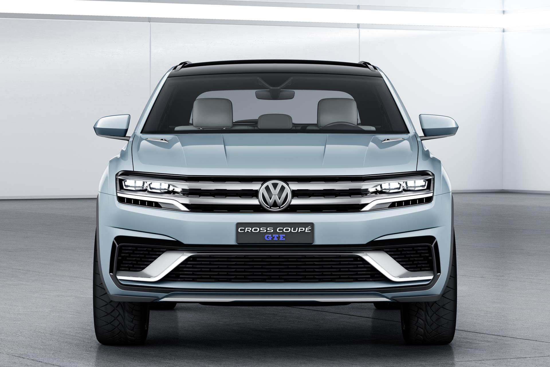 2015 Volkswagen Cross Coupe GTE News and Information