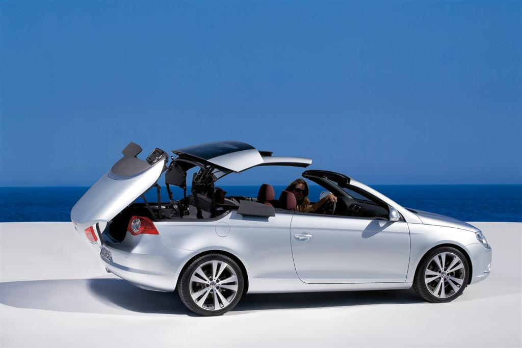 2009 volkswagen eos news and information. Black Bedroom Furniture Sets. Home Design Ideas