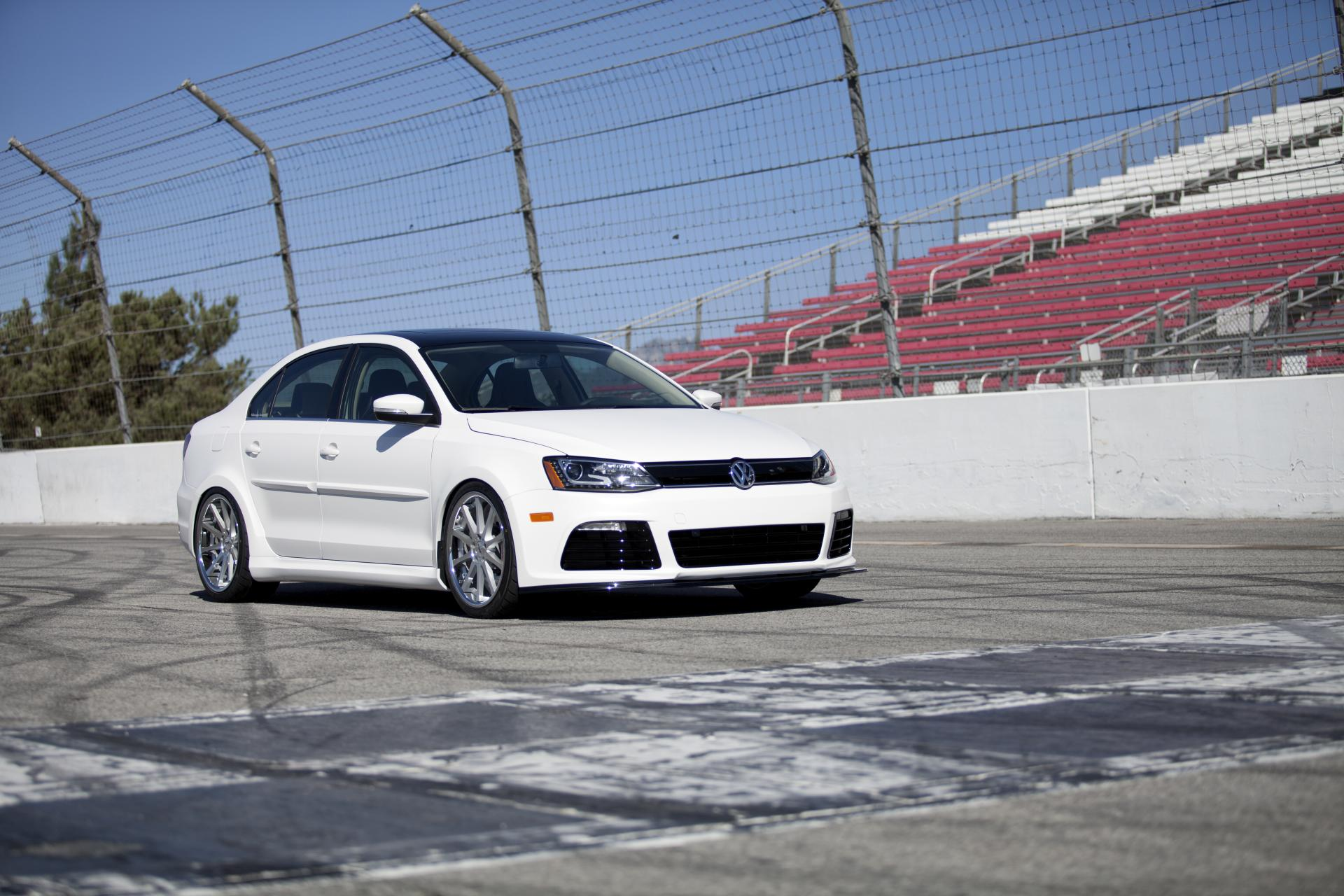 2014 Volkswagen FMS Performance Jetta News and Information
