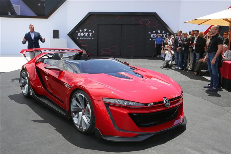 2014 Volkswagen Gti Roadster Concept Image Https Www
