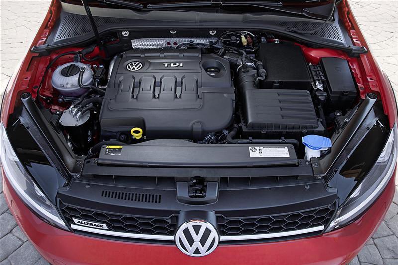 2015 Volkswagen Golf Alltrack Image Photo 3 Of 18