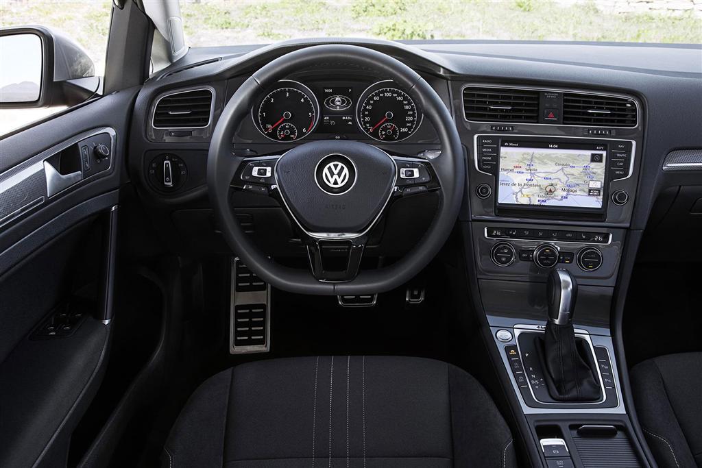 2015 Volkswagen Golf Alltrack News And Information