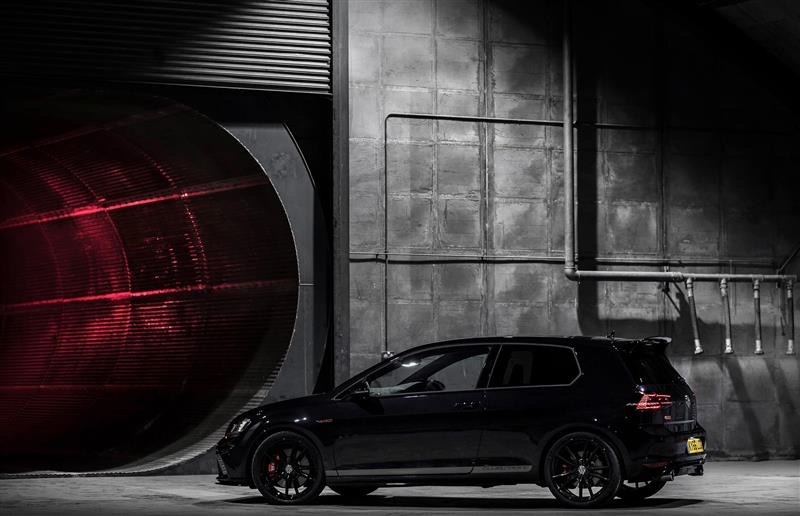 2016 Volkswagen Golf Gti Clubsport Edition 40 Image Photo 12 Of 33