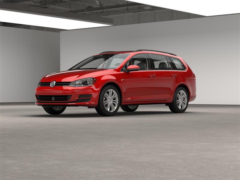 2016 Volkswagen Golf SportWagen Limited Edition pictures and wallpaper