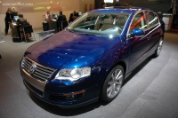 2006 Volkswagen Passat image.