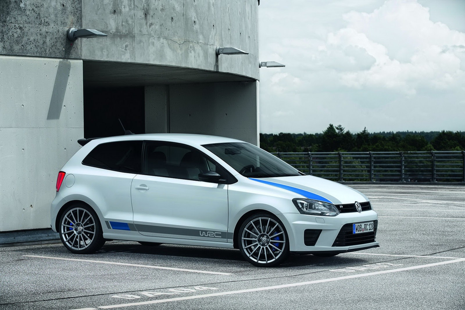 2013 volkswagen polo r wrc street news and information. Black Bedroom Furniture Sets. Home Design Ideas
