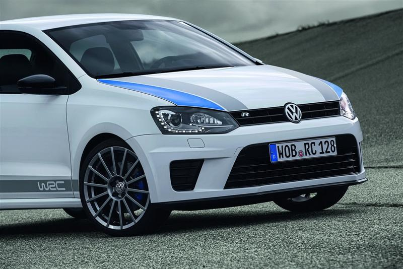 2013 Volkswagen Polo R Wrc Street Image Photo 29 Of 38