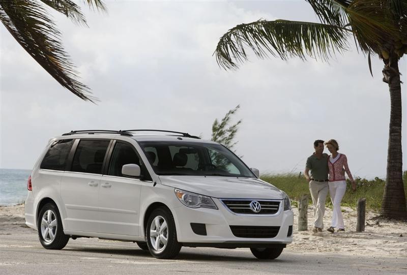 2008 Volkswagen Routan