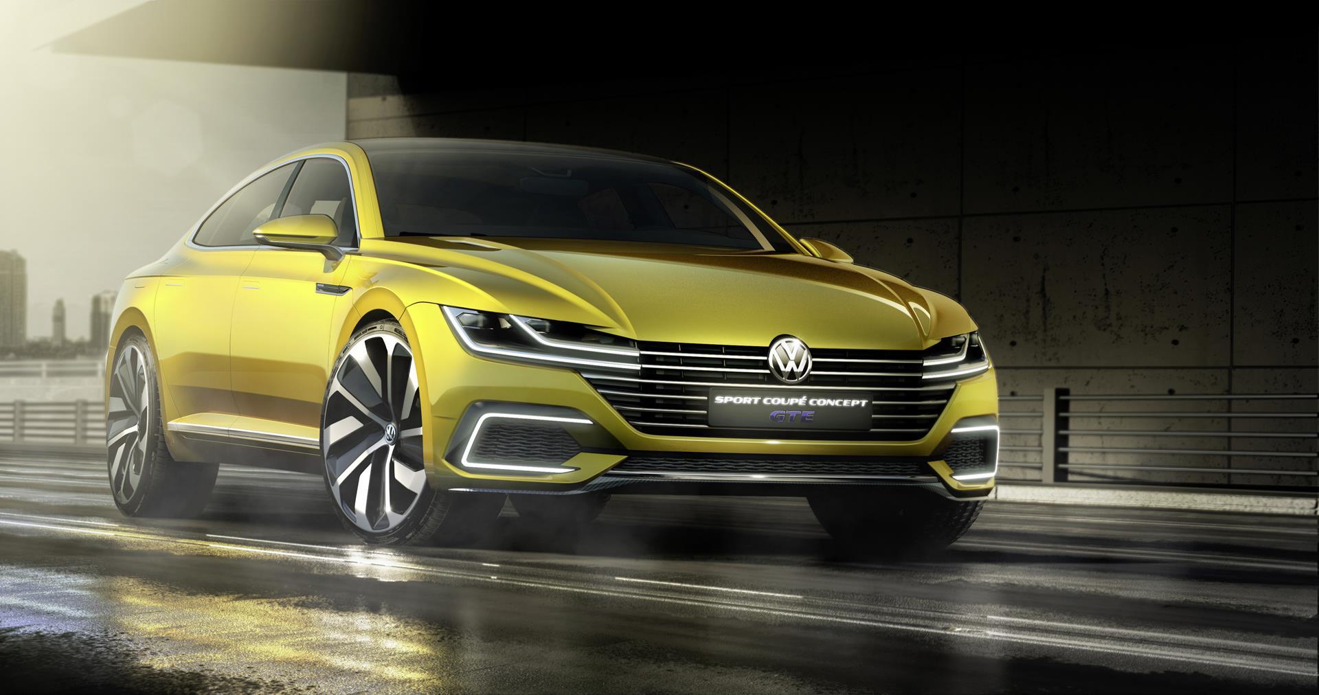 2015 Volkswagen Sport Coupé Concept GTE News and ...