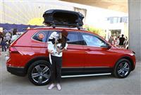 Volkswagen Tiguan Accessories Concept