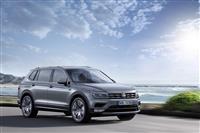 2017 Volkswagen Tiguan Allspace image.