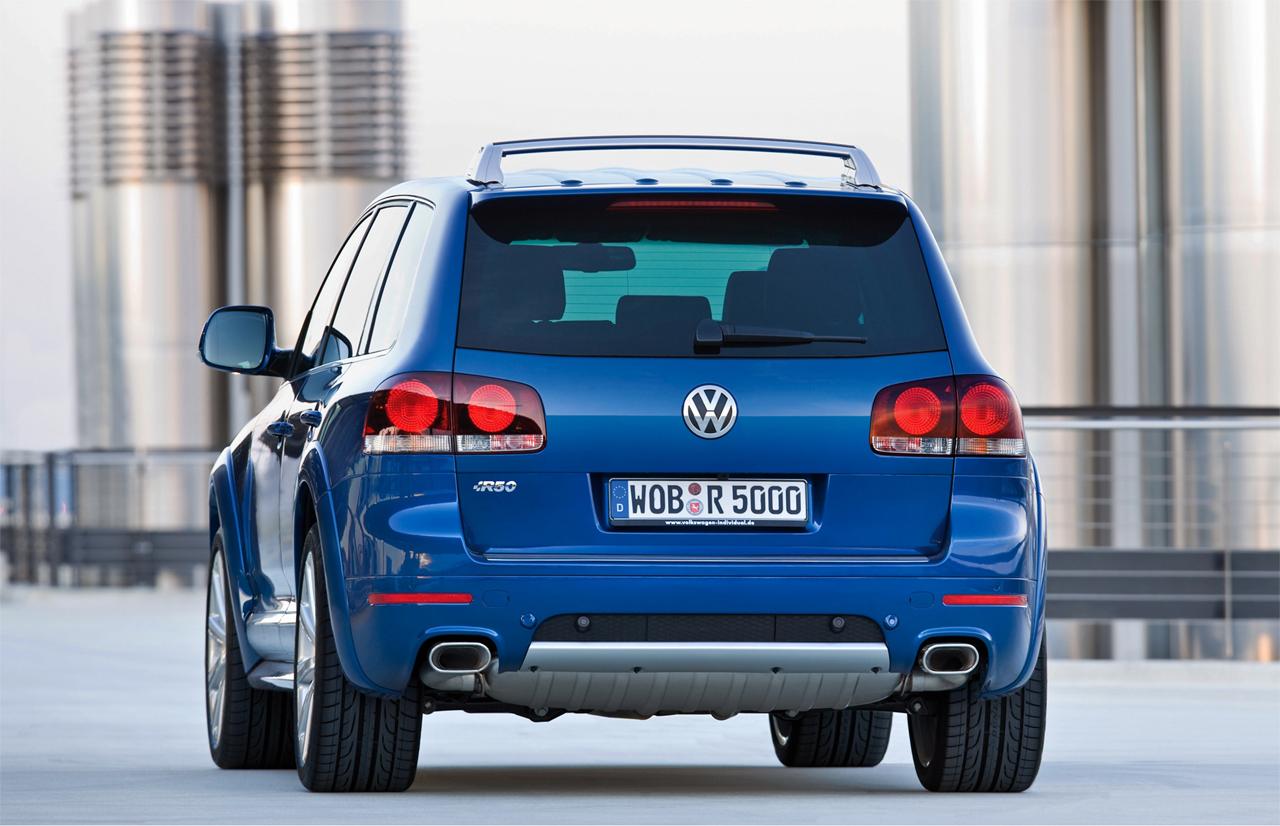 2008 Volkswagen Touareg R50