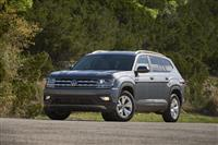 Volkswagen Atlas Monthly Vehicle Sales