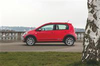 2013 Volkswagen cross up! image.