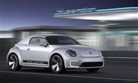 2012 Volkswagen E-Bugster Concept image.