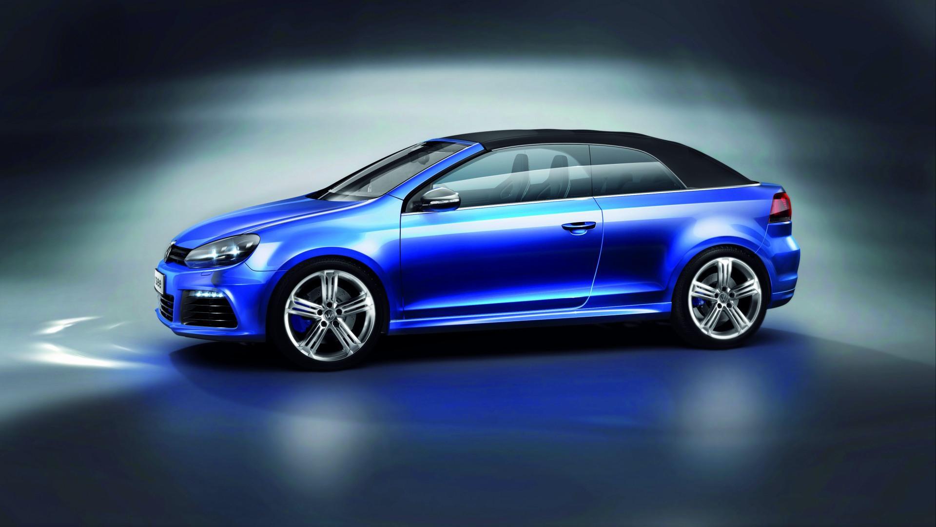 2011 Volkswagen Golf R Concept Images Conceptcarz Com
