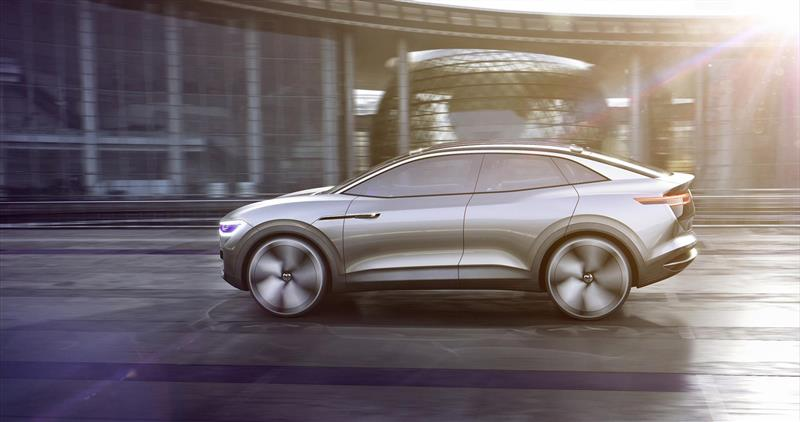 2017 Volkswagen Id Crozz Concept News And Information Research