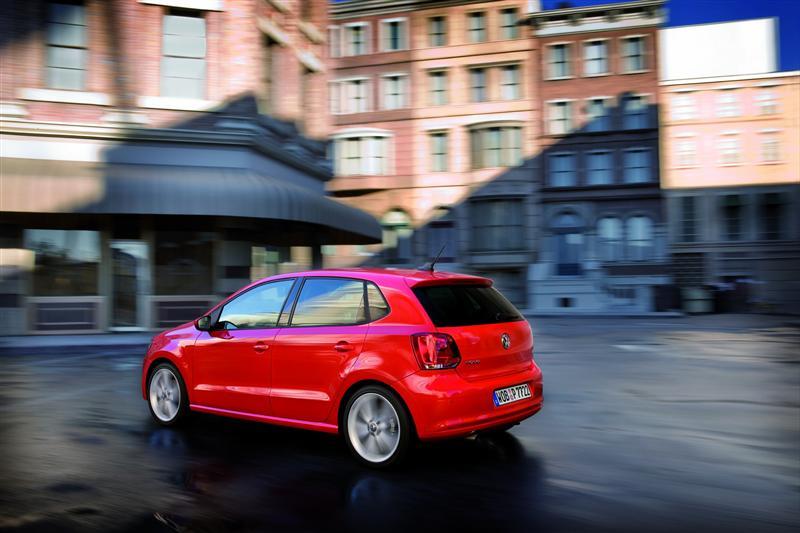 2009 Volkswagen new Polo thumbnail image