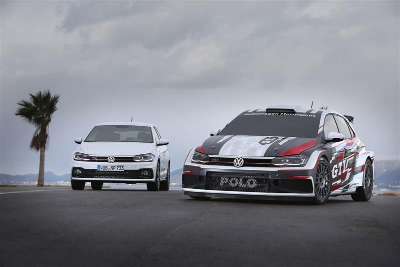 Volkswagen Polo GTI R5 pictures and wallpaper