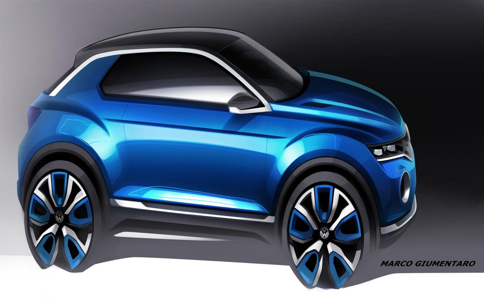 2014 volkswagen t roc concept image https www. Black Bedroom Furniture Sets. Home Design Ideas