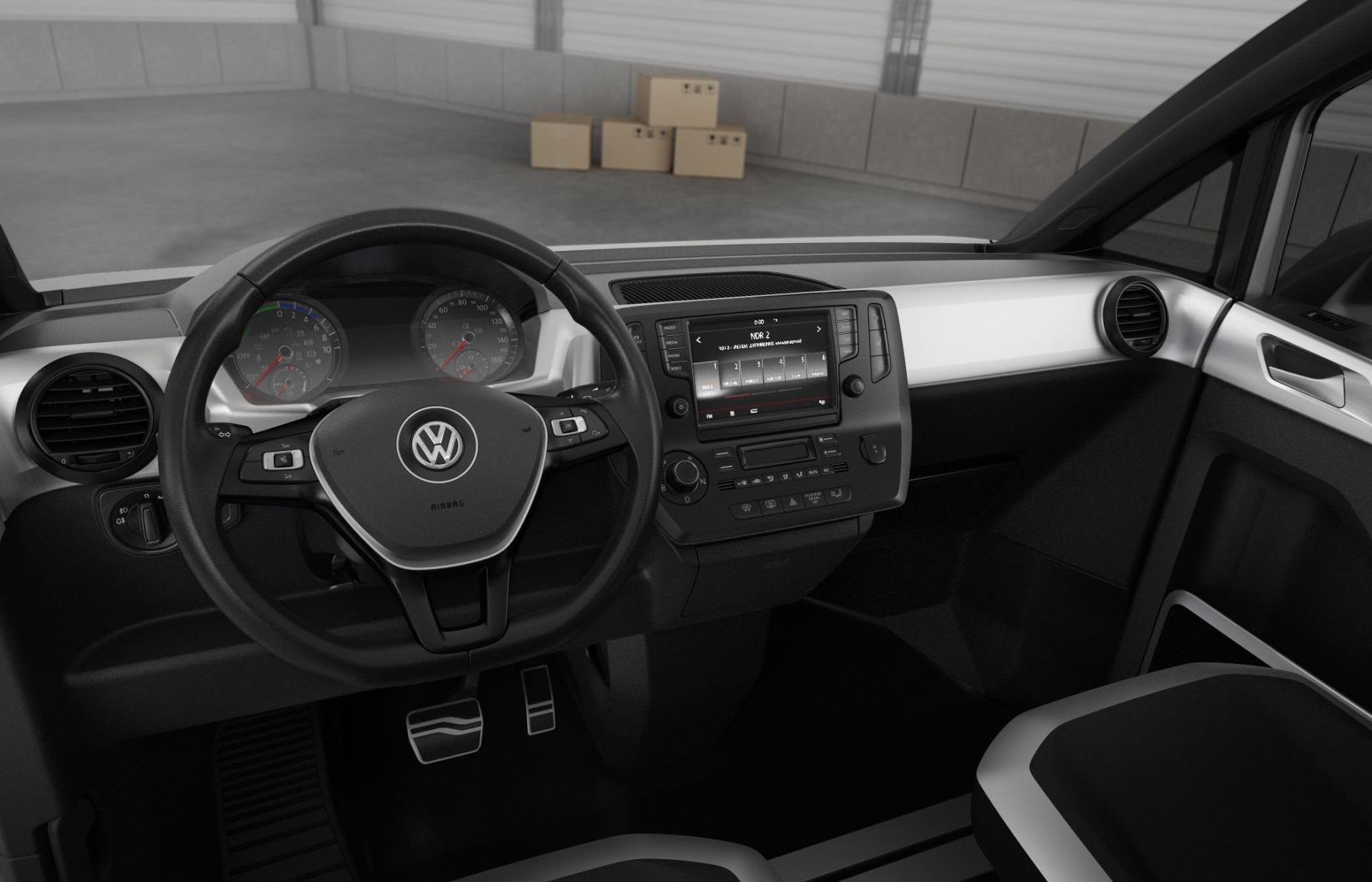 2013 Volkswagen e-Co-Motion Concept