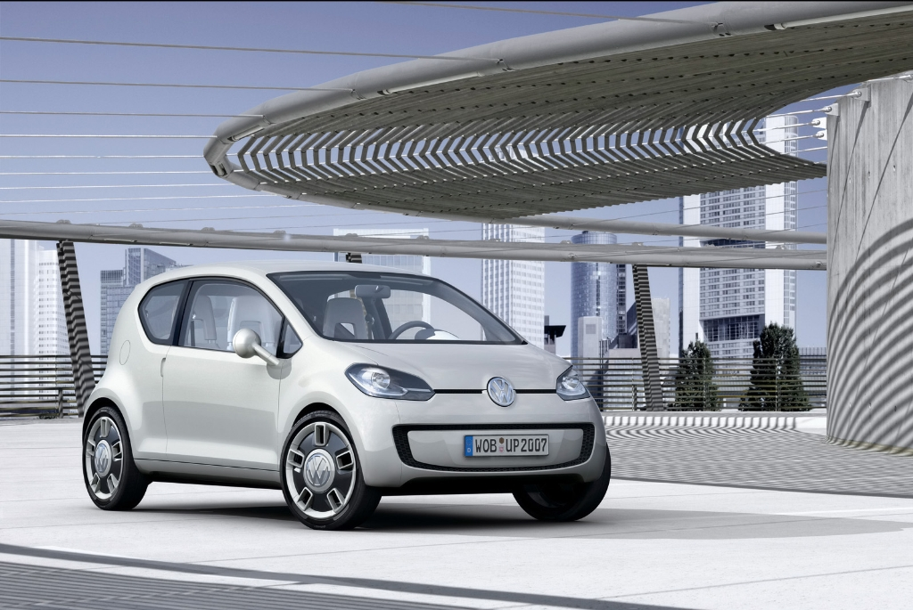 2008 Volkswagen up! Concept News and Information, Research, and ...