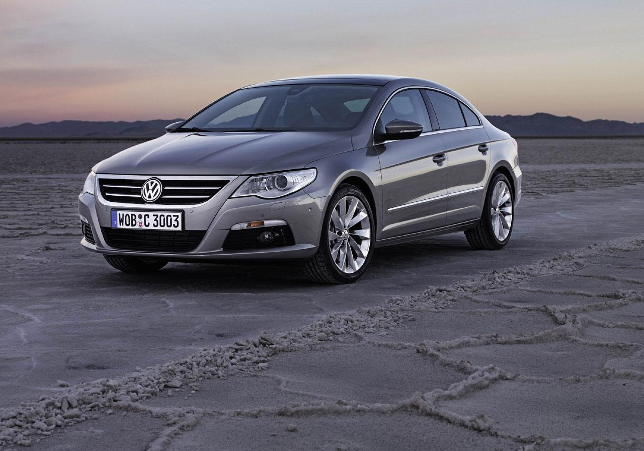 Volkswagen Passat CC second generation will appear in 2017 44