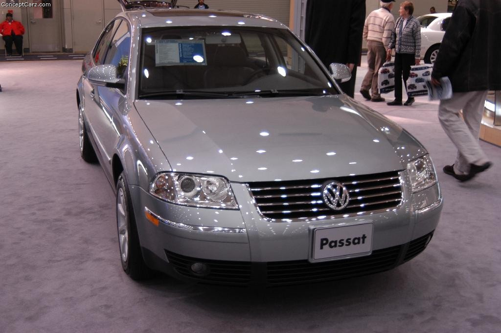 2004 Volkswagen Passat Conceptcarz Com