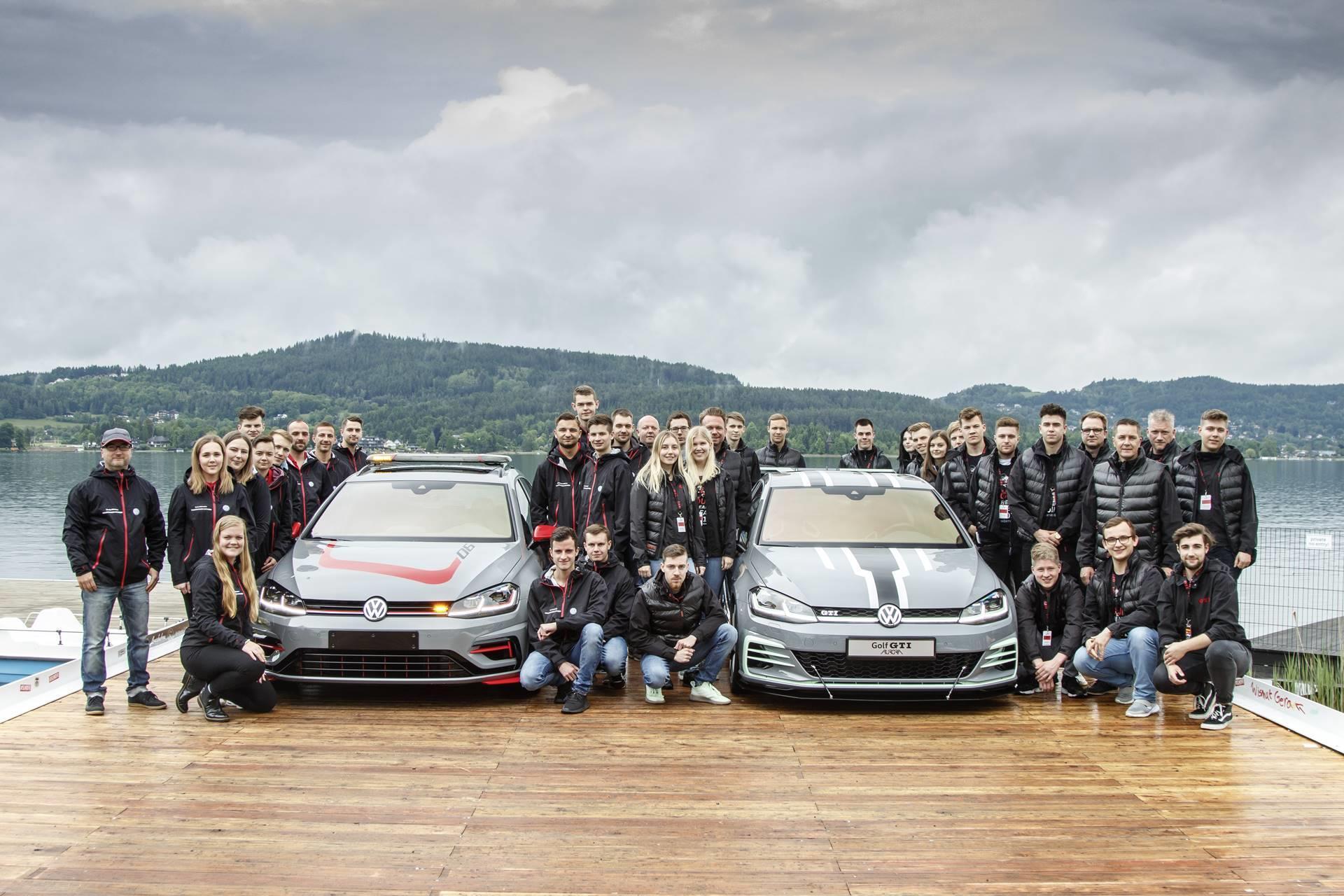 2019 Volkswagen Golf Estate R 4MOTION FighteR