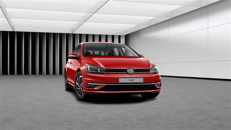 2019 Volkswagen Golf Match Edition