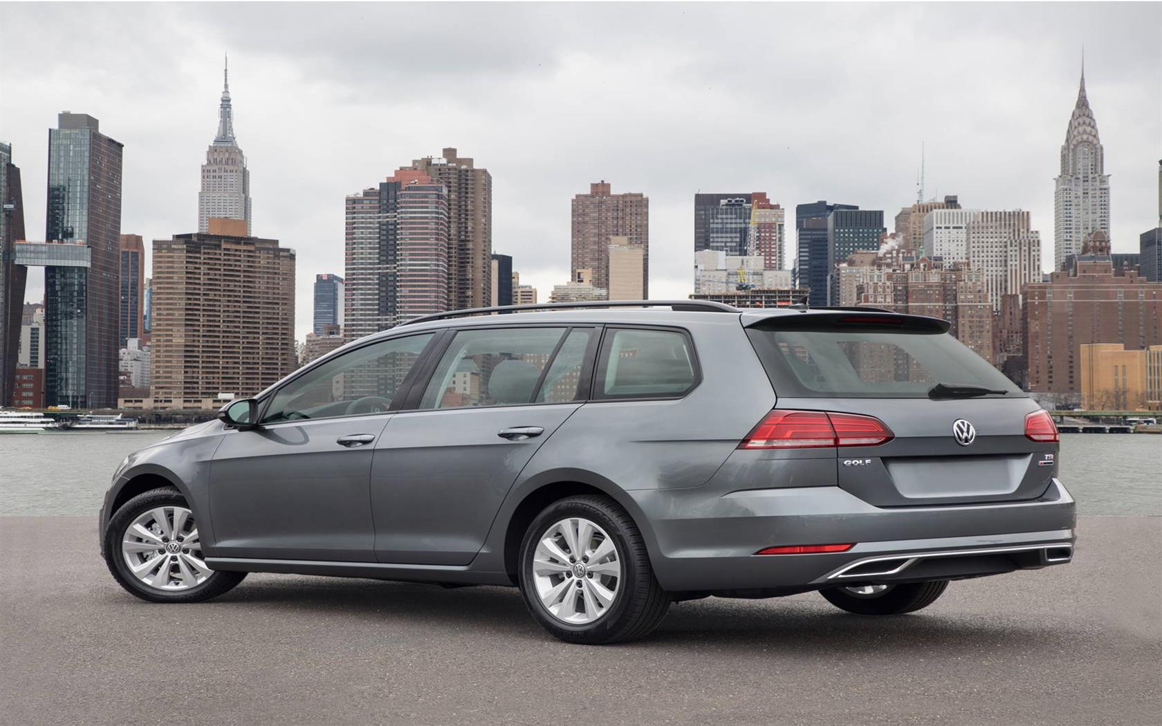 2020 Volkswagen Golf SportWagen News and Information - .com