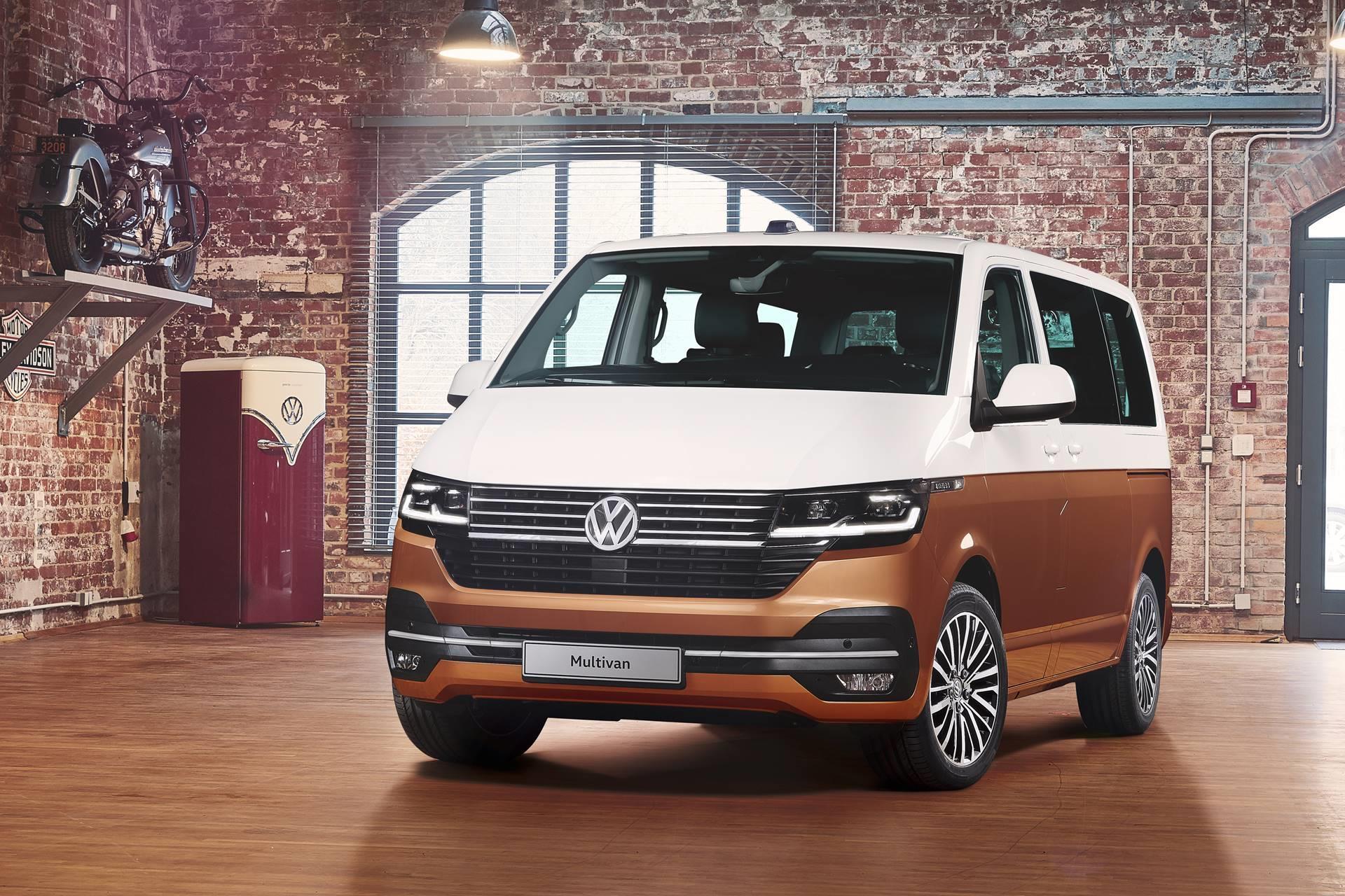 2019 Volkswagen Multivan T6 1 News And Information