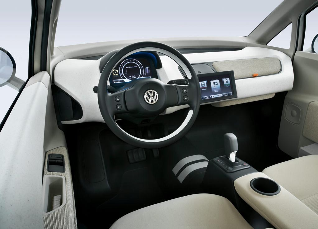 2007 Volkswagen Space Up Concept Image Https Www