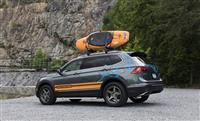 Volkswagen Tiguan Adventure Concept