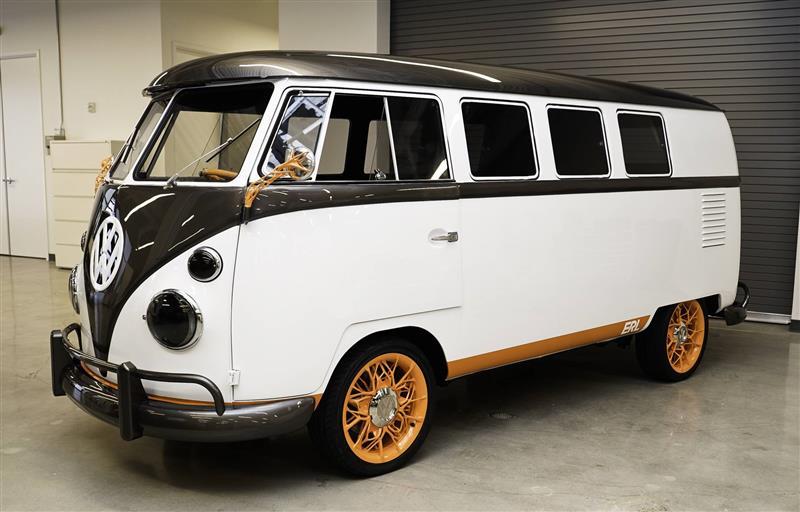 2019 Volkswagen Type 20 Concept