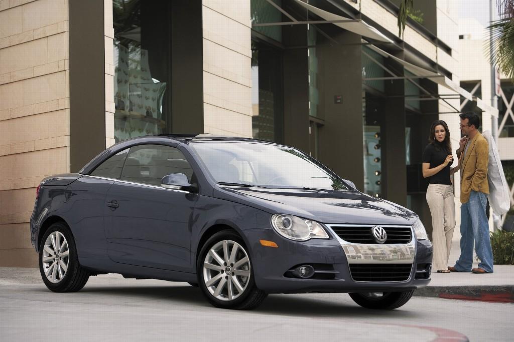2007 Volkswagen Eos Pictures History Value Research News Rhconceptcarz: 2007 Vw Eos Turbo Radio At Elf-jo.com