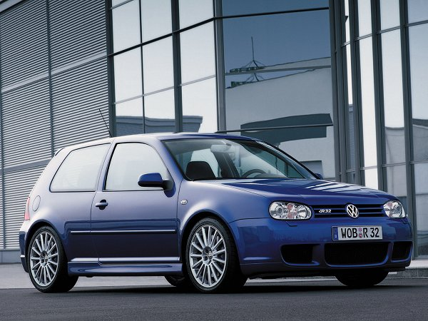 2003 Volkswagen Golf R32 History, Pictures, Value, Auction Sales, Research and News