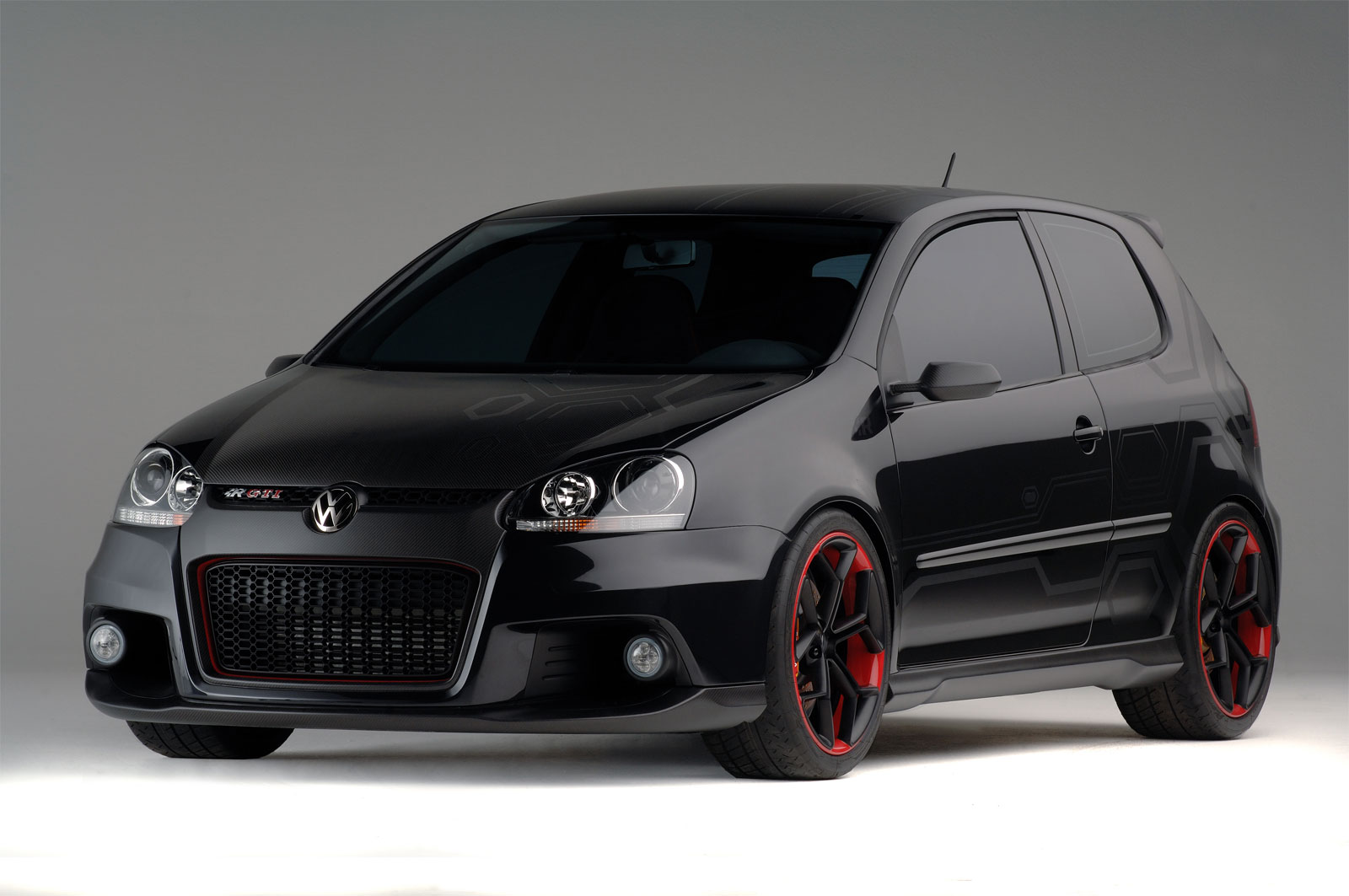 All Types gti 2006 : 2006 Volkswagen R GTI Concept Pictures, History, Value, Research ...