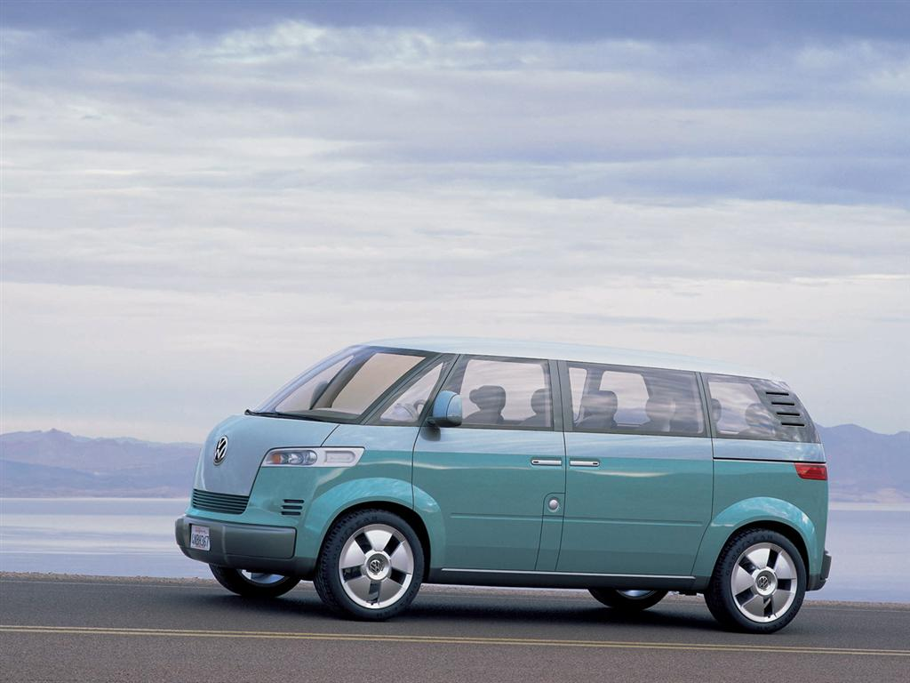 2001 Volkswagen Microbus Concept History Pictures Value Auction Sales Research And News
