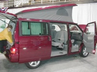 Image of the EuroVan