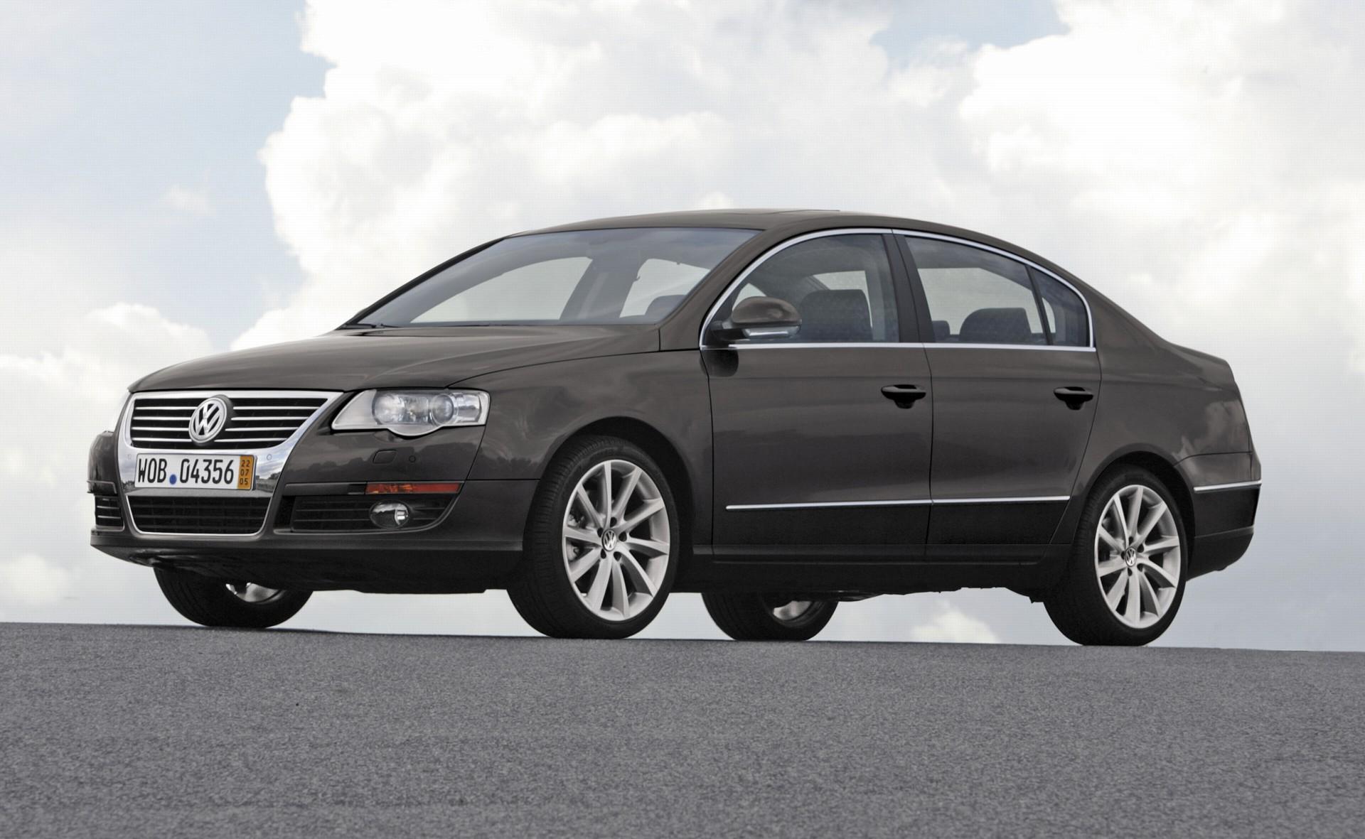 2007 Volkswagen Passat Image Https Www Conceptcarz Com